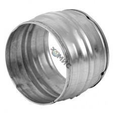 Соединение металлическое d120mm без резинк.NP120