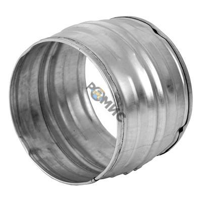 Соединение металлическое d125mm NP125