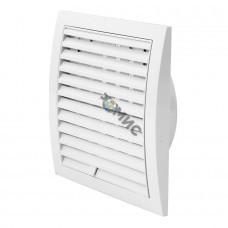 Вентиляционная решетка, 190 x 190мм регулируемая пластм. N12R Латвия /4750492000793/