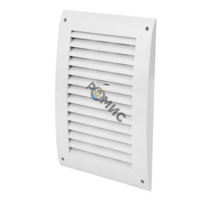 Вентиляционная решетка, 250 x 170мм регулируемая,  пластм. N25R
