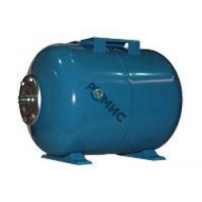 Бак для водоснабжения  50л (гидроаккумулятор, горизонтальн.), UNIPUMP, Россия