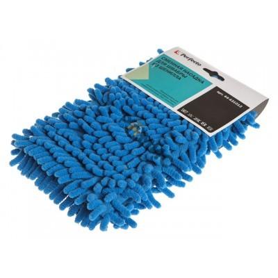 Сменная насадка для швабры из шенилла, синяя, PERFECTO LINEA (44-431012)