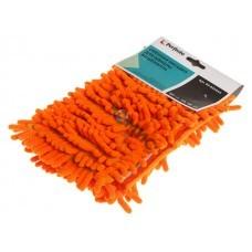 Сменная насадка для швабры из шенилла, оранжевая, PERFECTO LINEA (44-431014)