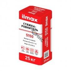 Стяжка ilmax 5150 сухая цементная, 25кг