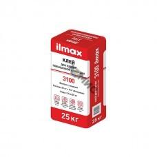 Клей облицовочный 25кг повыш.фиксации LMAX 3100 для плитки