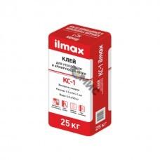 Клей КС-1 Ilmax полимерминеральный для теплоизоляции (25кг)