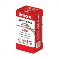 Шпатлёвка гипсов. ILMAX 6410 (финишная) для внутрен. работ 15кг