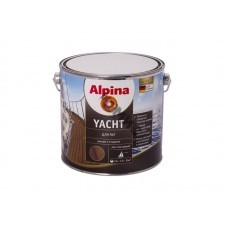 Лак Alpina Alpina Yacht (для яхт) глянцевый 2,5л