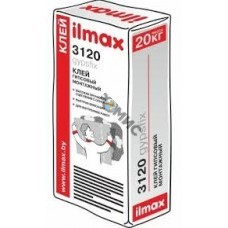 Клей гипсовый монтажный Ilmax 3120   20 кг, РБ