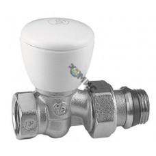 Клапан ручной прямой Ду 20 GIACOMINI код R6X034