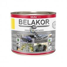 Эмаль Belakor 12 по металлу RAL 7040 серый гл 10л (10кг) РБ