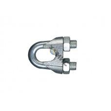 Зажим для ст. канатов, кольцо оцинк. 16мм, DIN 741, STARFIX (SMP-46597-1) РФ