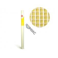 Стеклосетка малярная яч. 2х2,  55 гр/м2, желтая (1рул=10м.)