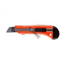 Нож пистолетный с выдвижн. лезвием 18мм STARTUL MASTER (ST0931)