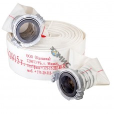 Рукав пожарный  РГ-51-1.0-ПК-ТУ ВУ 690532347.001-2008 (без ствола) РБ