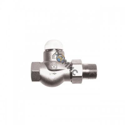 Клапан термостатитческий Герц-TS-E проходной 1/2*, из латуни 1772311, страна ввоза Австрия