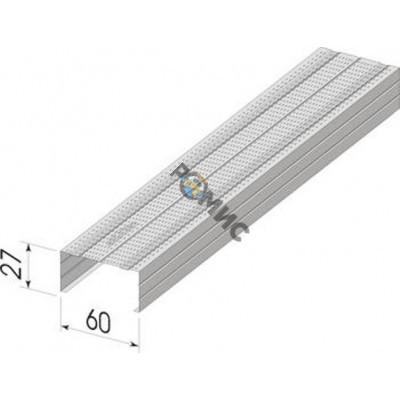 Профиль 60х27*0,40 (CD) потолочный L= 3м