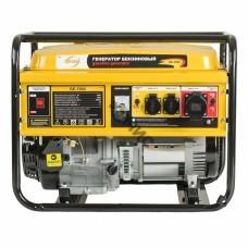 Бензогенератор 6,5кВт GE 7900 (220В/50Гц 25л ручной старт //DENZEL) арт.94638