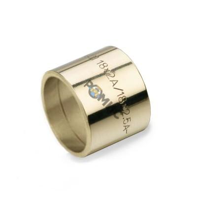 Кольцо цельное натяжное 18х2А/18х2,5А арт.9001.80 Польша