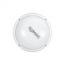 Светильник 71 622 OBL-R1-7Вт-4К-WH-IP65-LED-SNRV (оптико-акустич. датчик) ОНЛАЙТ