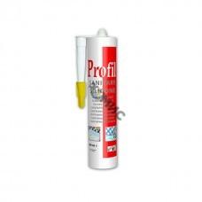 Герметик силикон. универсальный белый 280мл SOUDAL Profil (Бельгия)
