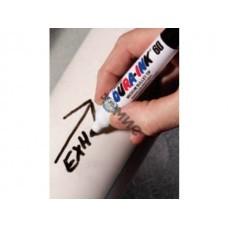 Маркер промышл. перманентный фетровый MARKAL DURA-INK 60 ЧЕРНЫЙ (толщ. линии 3 мм), Франция