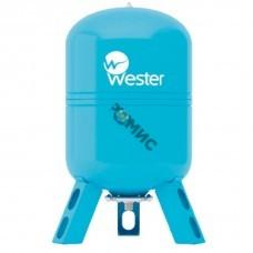 Бак для водоснабжения  35л мембранный WESTER (10 атм.) WAV 35 л