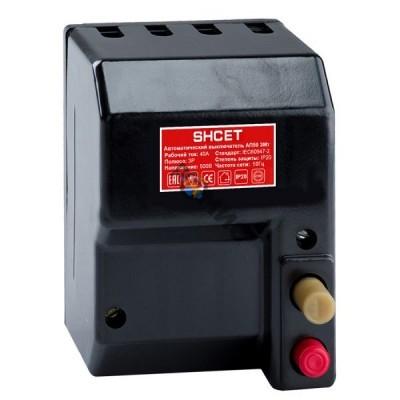 Выключатель автоматический АП-50Б-3МТ  3Р   25А  10In  SHCET, Китай