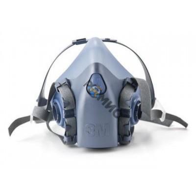 Полумаска 3M (7502) (подходят все фильтры серии 6000// Предфильтры серии 5900) (3M)