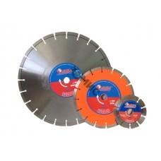 Алмазный круг 400х25.4 мм по бетону и ж/бетону сегмент. ПРОФЕССИОНАЛ (МКД)