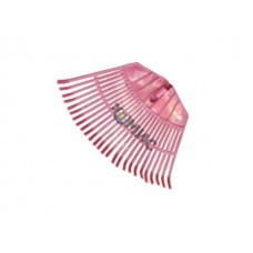 Грабли веерные пластмассовые без черенка 580х340 (010815)