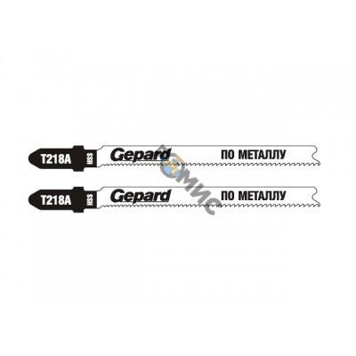 Пилка лобз. по металлу T218A (2шт.) GEPARD (GP0612-03)