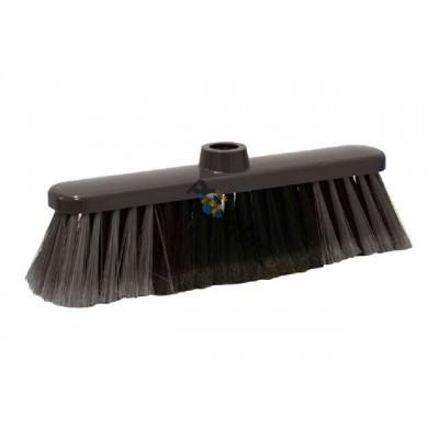 Щетка для уборки мусора ЛЮКС (серый) (IDEA)