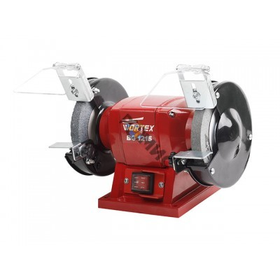 Станок точильный WORTEX BG 1215 в кор. (150 Вт, круг 125х16х32 мм)