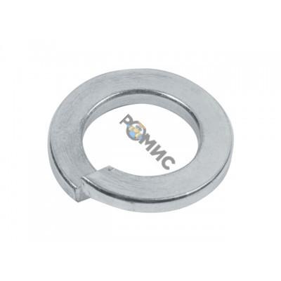 Шайба гровер М 8, цинк, DIN 127 (100 шт в пласт. конт.) STARFIX (SMP1-46013-100)
