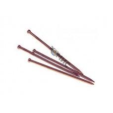 Гвозди финишные 1.2х25 мм медь (0.2 кг в пласт. конт.) STARFIX