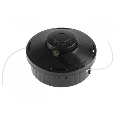 Головка триммерная ECO HGT-905 LT леска ф 1.6 мм полуавт. (леска 1.6 мм, ф 100 мм, лев. резьба М10/1