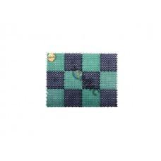 Коврик придверный Grаs 42х56 см, черно-зеленый, ТМ Blabar (коврик- травка размер 42 х 56 см)