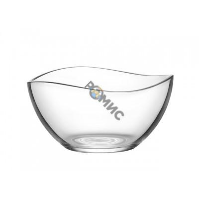 Салатник стеклянный, круглый, 210 мм, серия Vira, LAV