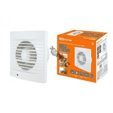 Вентилятор ф100  TDM белый быт. настенный 100 С (SQ1807-0001)