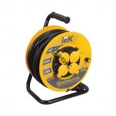 Удлинитель на кат. 4х40м УК40 с термозащ. 3х1.5 IP44