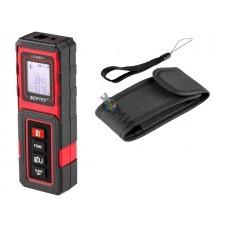 Дальномер лазерный WORTEX LR 4005-1 в кор. (0.03 - 40 м, +/- 2 мм/м,)