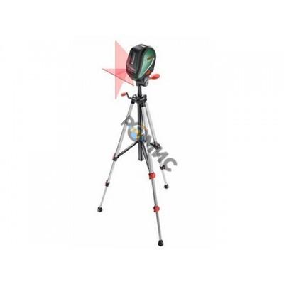 Нивелир лазерный BOSCH UniversalLevel 3 - Set со штативом в кор. (проекция: крест, до 10 м, +/- 0.50