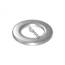 Шайба М 5  (УПАК!!!) плоская, цинк, DIN 125 (500 шт в пласт. конт.) STARFIX     SMP1-75319-500,