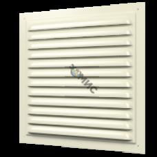 Решетка вентиляционная стальная 150х150 (1515МЭ) ( наружняя накладная )