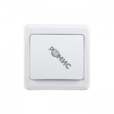 Выключатель 1-кл. СП Вега 10А IP20 ВС10-1-0-ВБ бел. ИЭК EVV10-K01-10-DM
