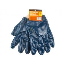Перчатки нитриловые полн. покр. (трикотажн. манжет) размер №10 STARTUL (ST7103-10)