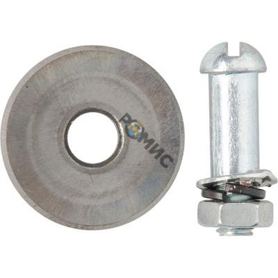 Ролик режущий для плиткореза 22,0 х 10,5 х 2,0 мм МТХ (87670), РФ