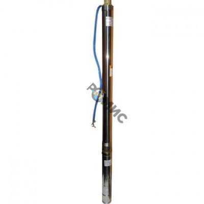 Насос скважинный многоступ. OMNIGENA 3T-23 кабель 1,5м (220В, 550 Вт; 3.1 м3/час, напор 72м, для чистой хол.воды) Польша
