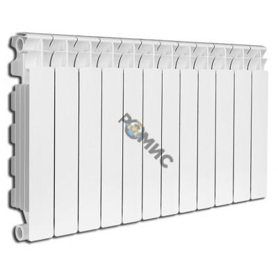 Радиатор алюминиевый  500/100 12 сек. BIG B3 Италия
